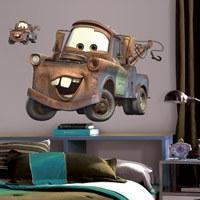 Kinderzimmer Wandtattoo: Riesige Hook Wandtattoo - Cars 3