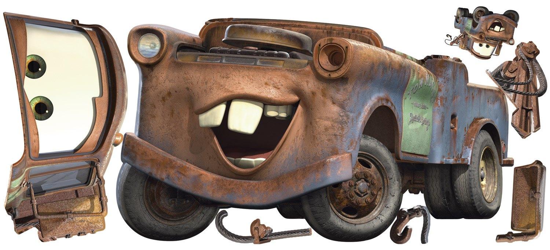 Riesige Hook Wandtattoo - Cars
