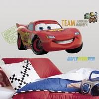 Kinderzimmer Wandtattoo: Riesige Lightning McQueen Wandtattoo 0