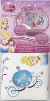 Kinderzimmer Wandtattoo: Wandtattoo Disney Princess Royal Debut 2
