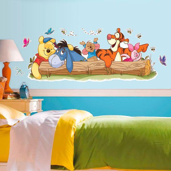 Disney Kinderzimmer | Wandtattoo Disney Webwandtattoo Com