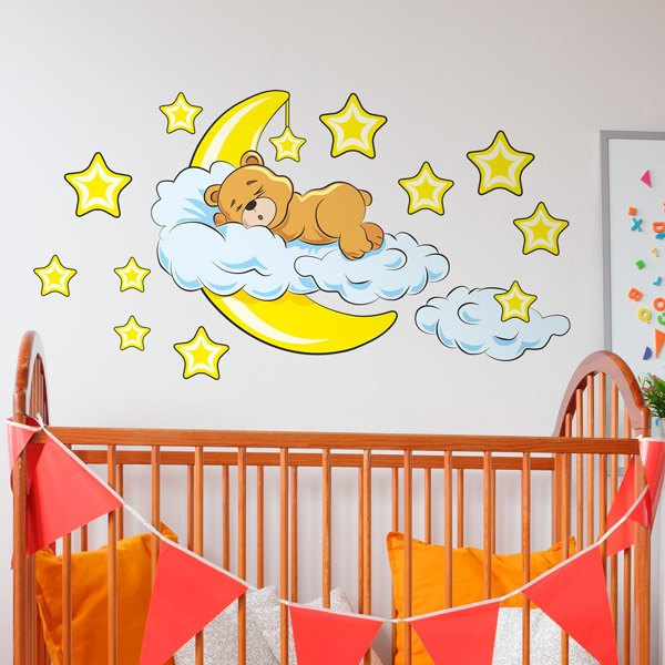 wandtattoo f r baby und wandsticker babyzimmer 0 4 jahre. Black Bedroom Furniture Sets. Home Design Ideas
