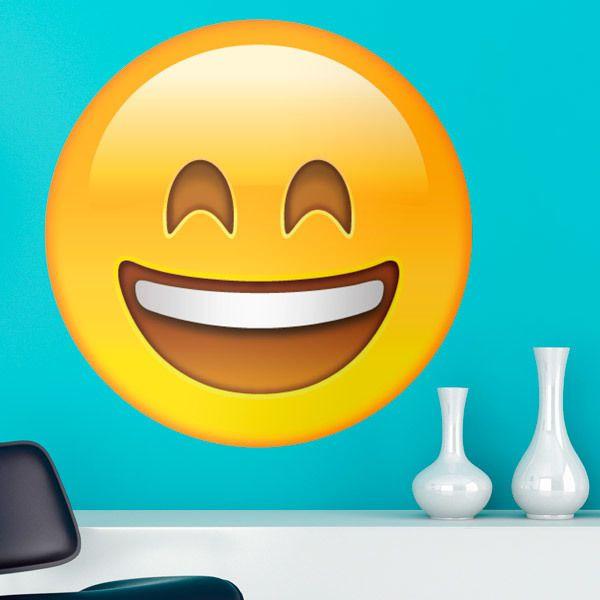 Wandtattoo Emoji Emoticons  WebWandtattoocom