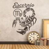 Wandtattoos: zodiaco 30 (Escorpio) 3