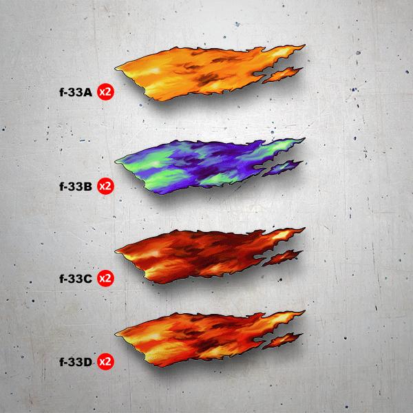 Aufkleber: 3DF-33