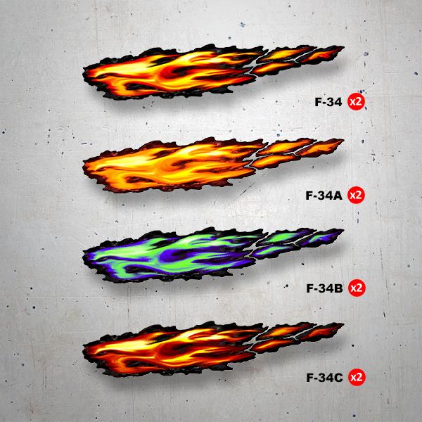 Aufkleber: 3DF-34