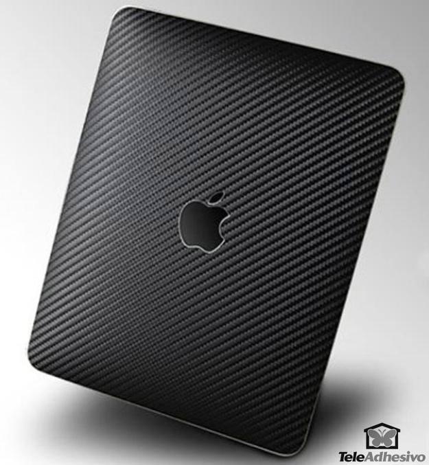 Aufkleber: Carbon-Folie 80cm