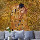 Fototapeten: Klimt kiss 2