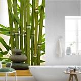 Fototapeten: Bambus und Steine 1