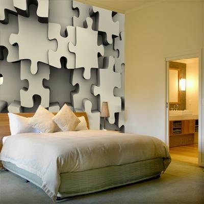 Fototapeten: Puzzle