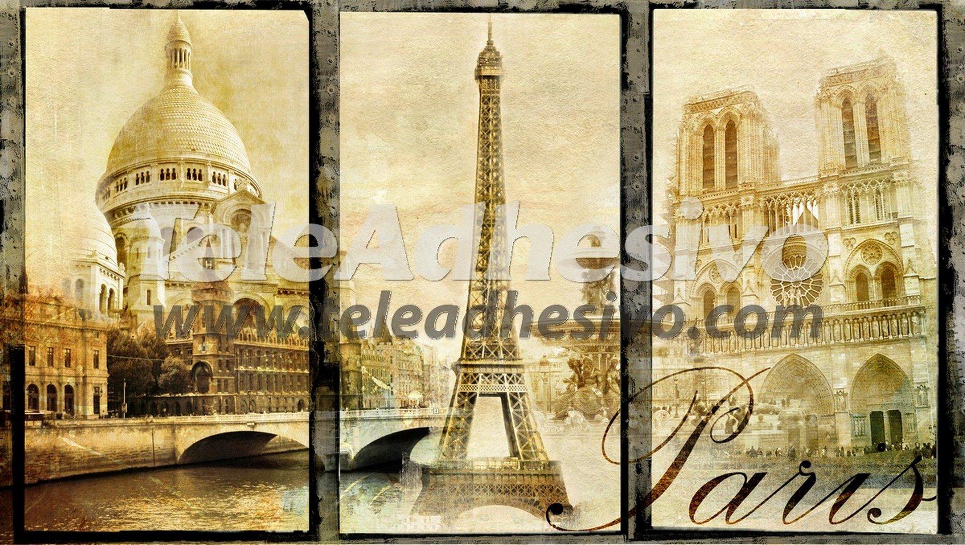 Fototapeten: Paris