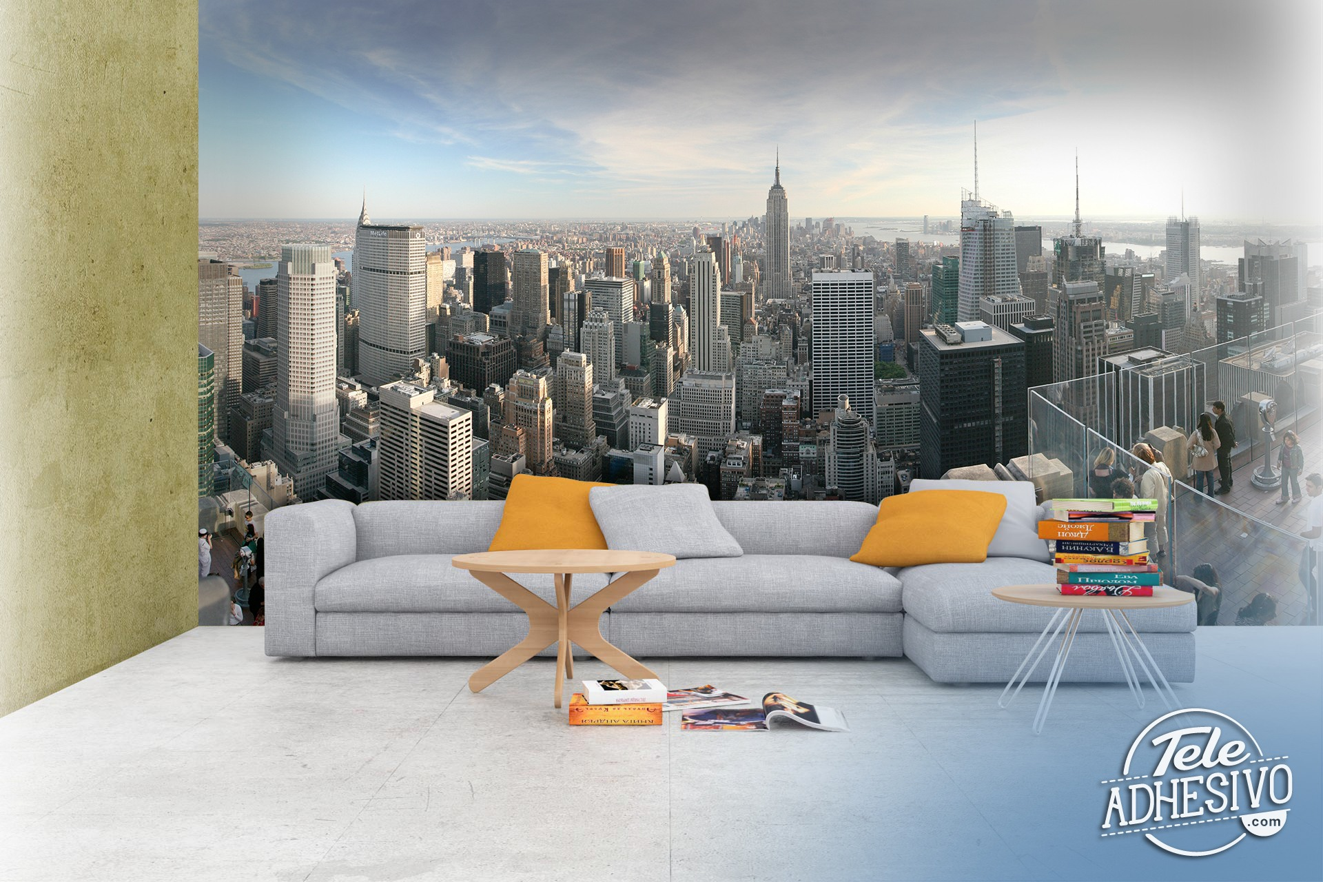 Fototapeten: New York City