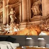 Fototapeten: Fontana di Trevi 2