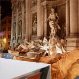Fototapeten: Fontana di Trevi 4