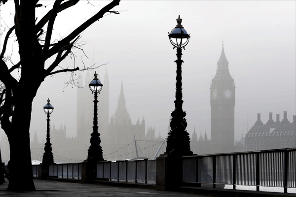 Fototapeten: London 2