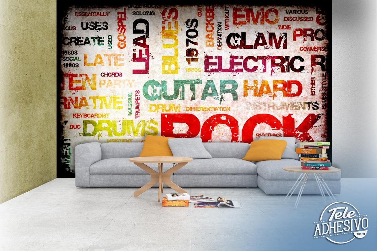 Fototapeten: Rock
