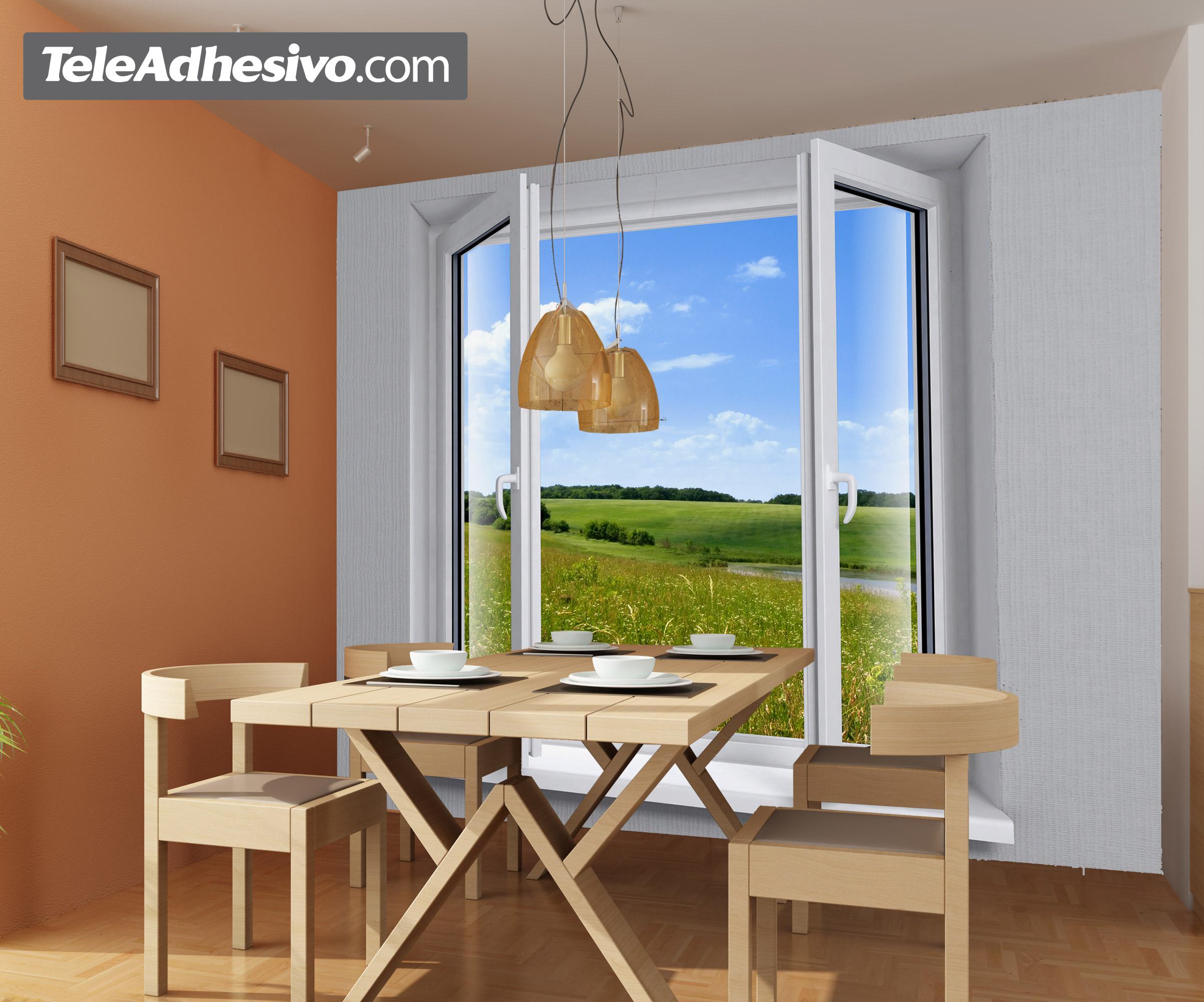 window landschaft. Black Bedroom Furniture Sets. Home Design Ideas