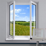 Fototapeten: Fenster 5