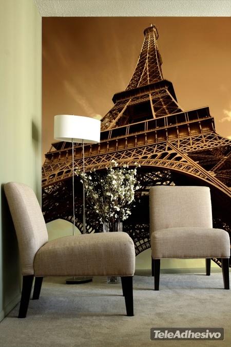 Fototapeten: Eiffel Toast