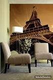 Fototapeten: Eiffel Toast 2