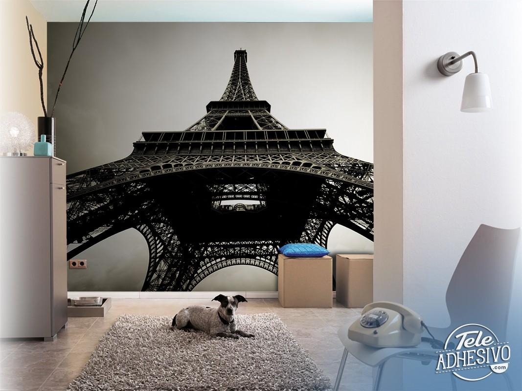Fototapeten: Eiffel-Toast 4