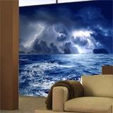 Fototapeten: Sturm auf dem Meer 2