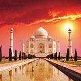 Fototapeten: Taj Mahal 3
