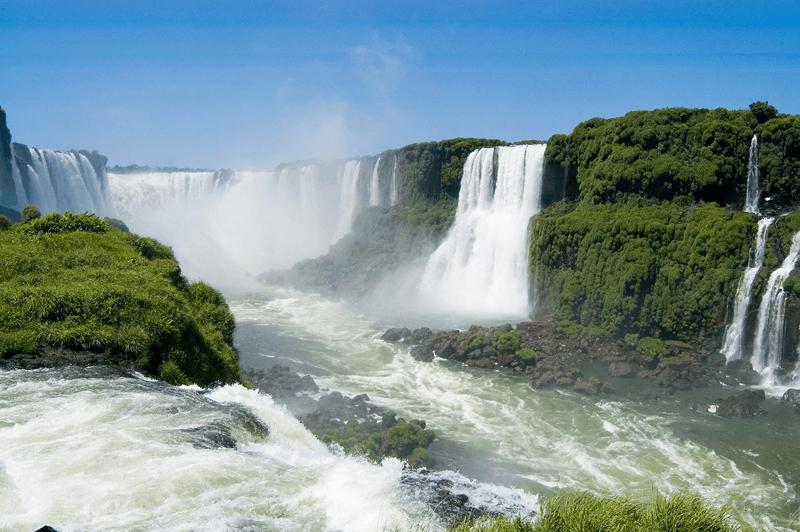 Fototapeten: Waterfalls