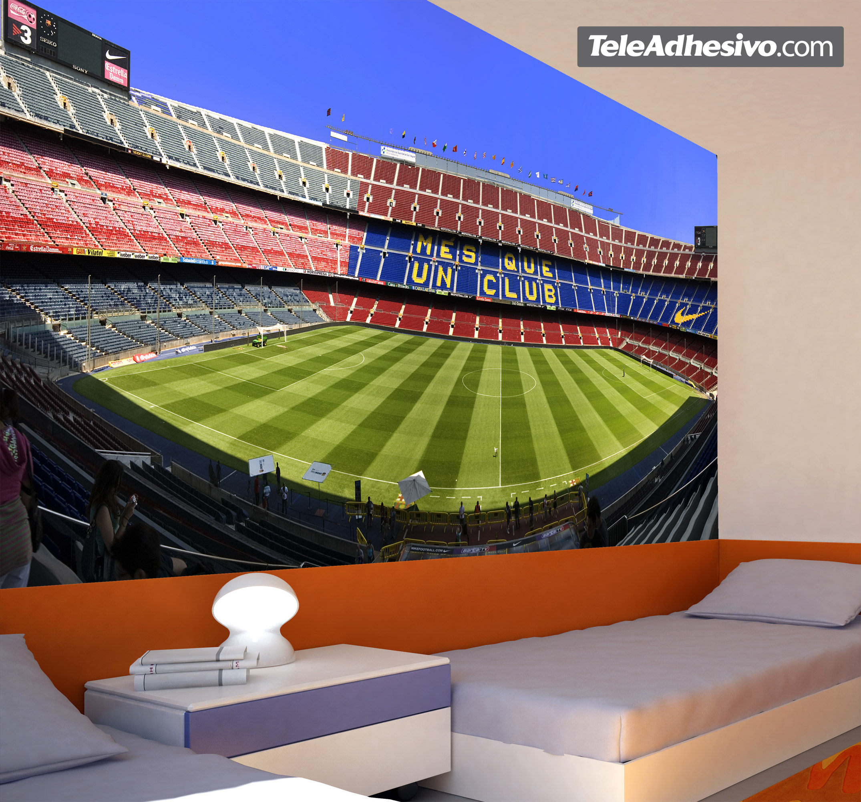 Fototapeten: Camp Nou