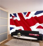Fototapeten: British flag  2