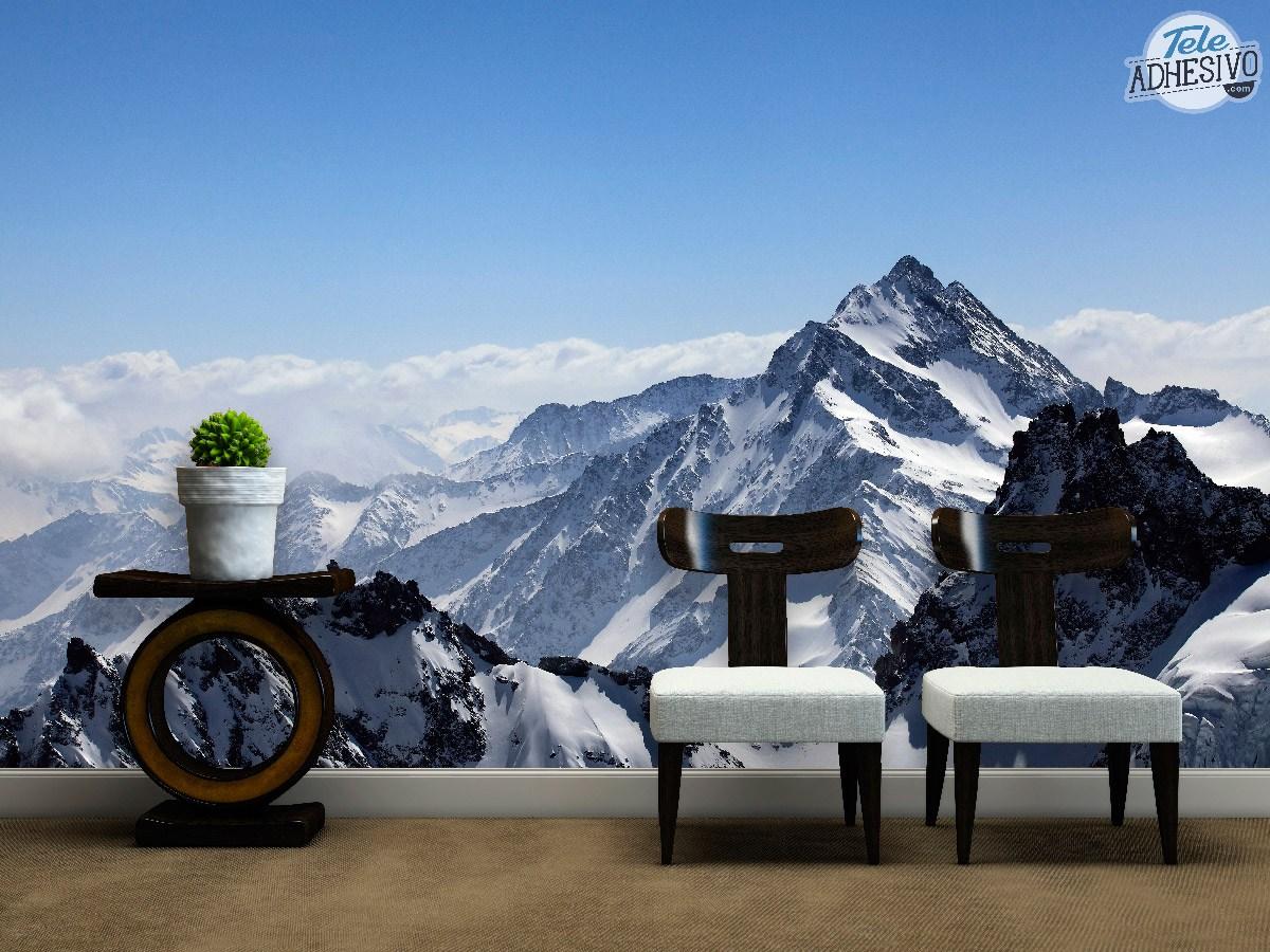 Fototapeten: Jungfrau