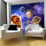 Fototapeten: Sonnensystem 2