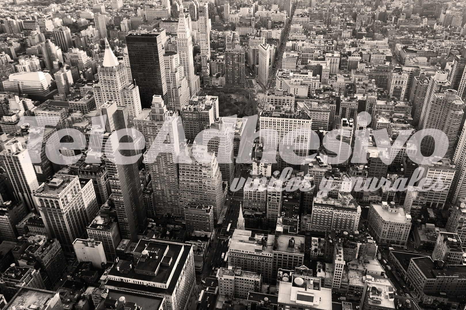 Fototapeten: New York Skyscrapes