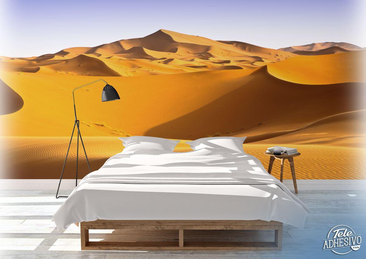 Fototapeten: Maroccan Desert
