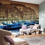 Fototapeten: Gondolas Venecianas 1