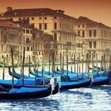 Fototapeten: Gondolas Venecianas 2