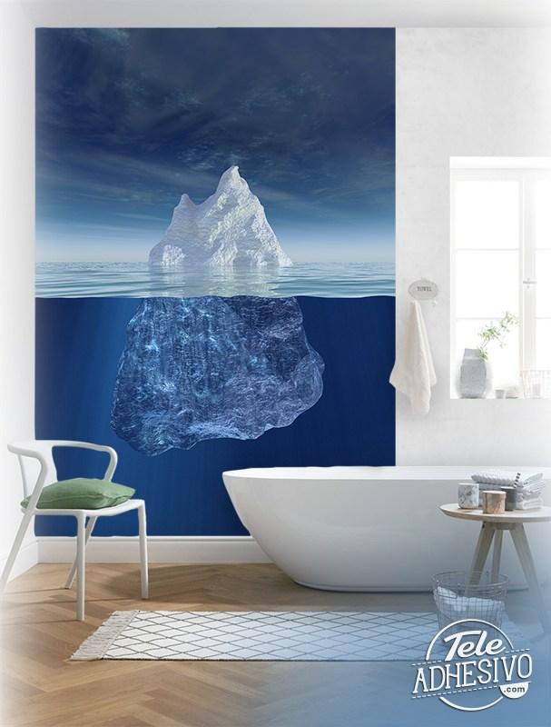 Fototapeten: Iceberg