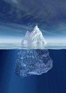 Fototapeten: Iceberg 3