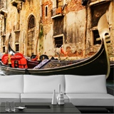 Fototapeten: Venedig Gondel 3