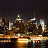 Fototapeten: New York Night I 3