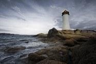 Fototapeten: Leuchtturm 1 3