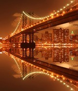 Fototapeten: Manhattan Bridge 2