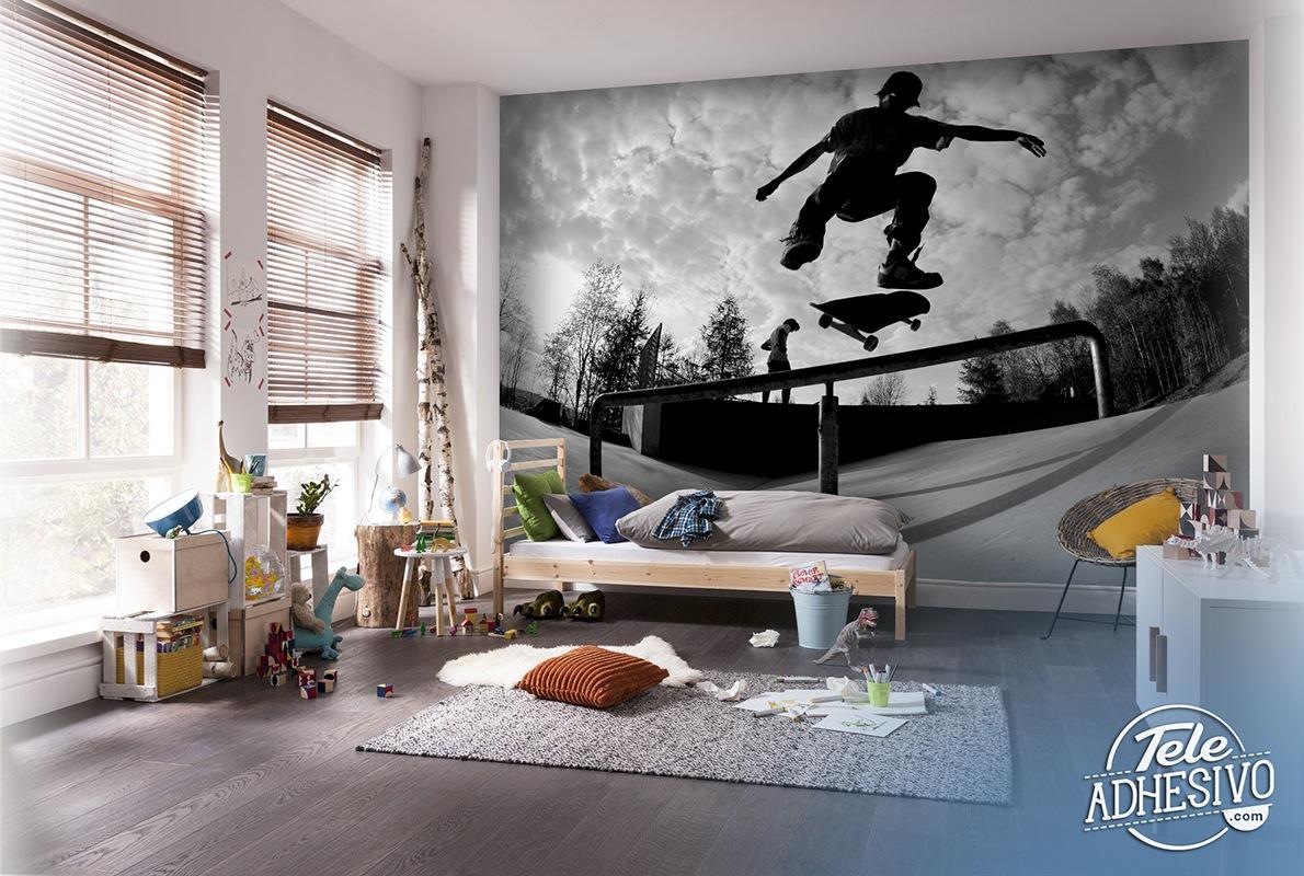 Fototapeten: Skate