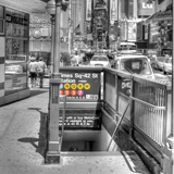 Fototapeten: Times square undreground 1