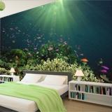 Fototapeten: Coral im Licht 3
