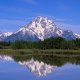Fototapeten: Die Berge See 2