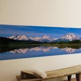 Fototapeten: Die Berge See 3
