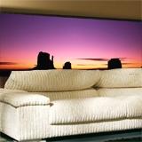 Fototapeten: Sonnenuntergang im Westen 3