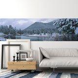 Fototapeten: Winter-Landschaft 2