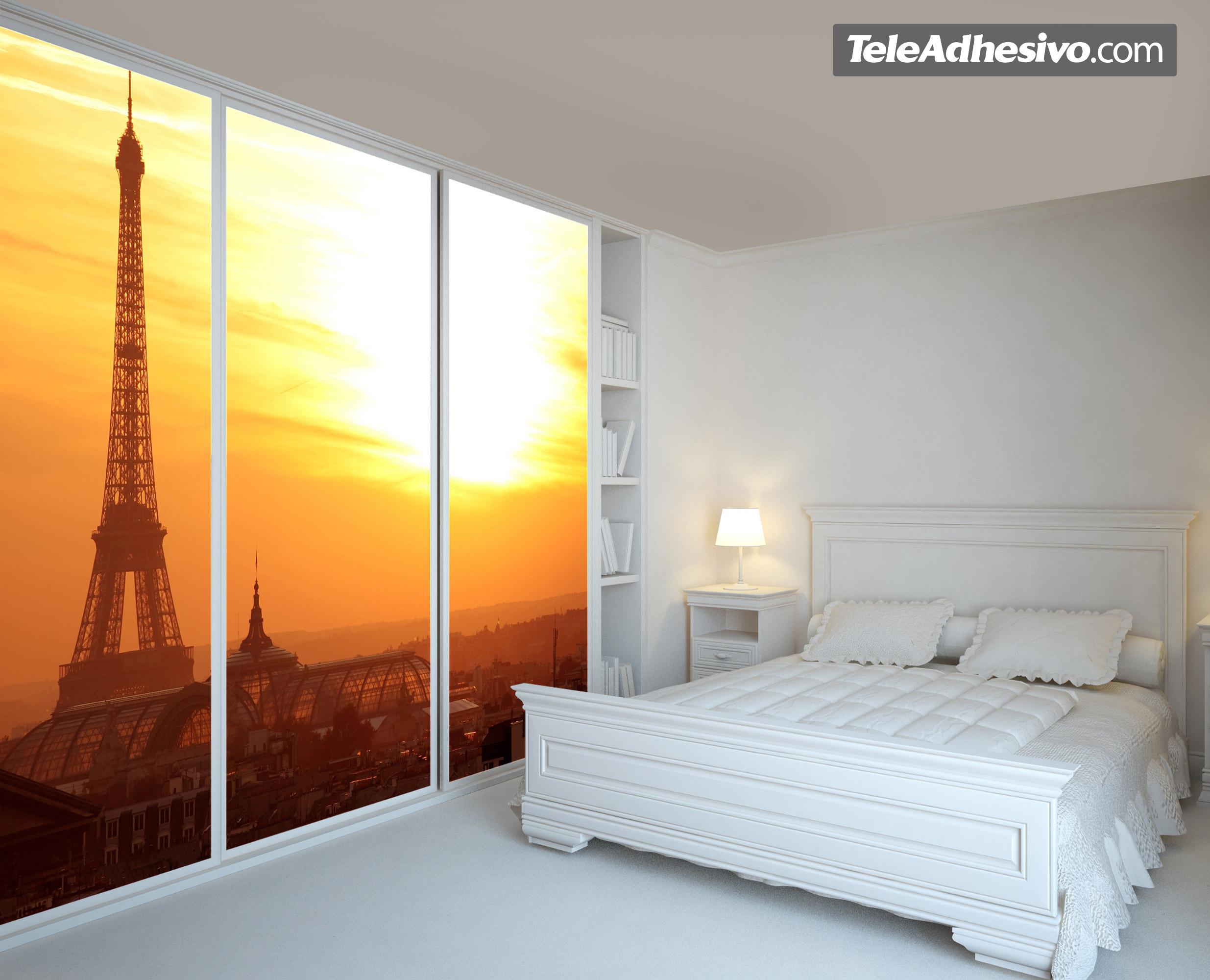 Fototapeten: Eiffel 2